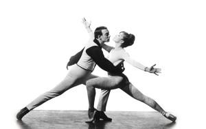 Lezly Ziering and Simone Benthien. 1960s